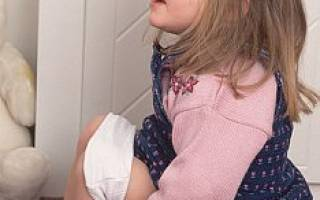 Как лечат цистит у детей до года