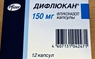 Молочница у женщин симптомы лечение препараты дифлюкан