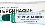 Тербинафин для лечения молочницы у мужчин