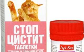 Как коту дать таблетку стоп цистит