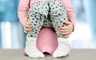 Есть ли выделения при цистите у детей