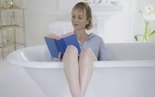 Как лучше принять ванну при цистите