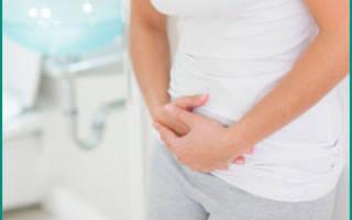 Через сколько проявляется цистит у женщин
