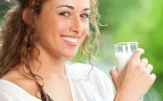 Молочница лечение народными средствами кефир