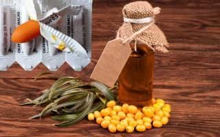 Облепиховое масло при беременности для лечения молочницы