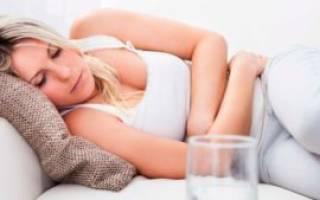 Как снять воспаление мочевого пузыря цистит