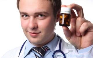 Таблетки пимафуцин при лечении молочницы у мужчин