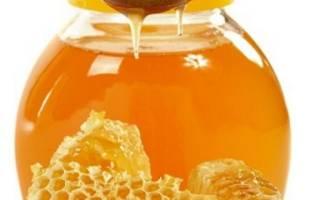 Чай с медом при цистите