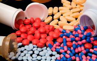 Как избавиться от цистита какие таблетки нужно пить
