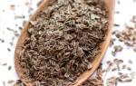Как заваривать укропные семена при цистите