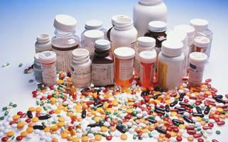 Антибиотики при воспалении почек или цистите