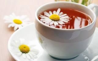 Что можно пить при цистите чай