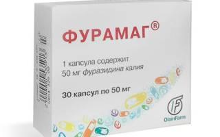 Фурамаг или антибиотик при цистите