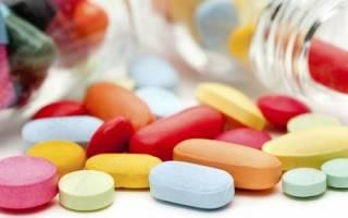 Таблетки для лечения молочницы заболеваний