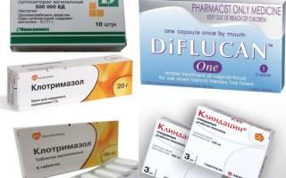 Молочница лечение у мужчин и какими таблетками