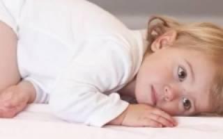 Частый цистит у ребенка 2 лет
