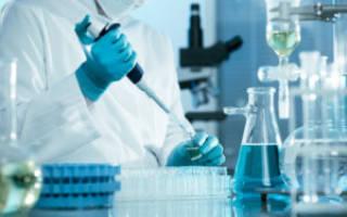 Кетоны в анализе мочи цистит