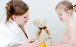 Молочница у ребенка на гениталиях лечение