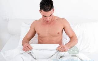 При молочнице на половом органе мужчины лечение